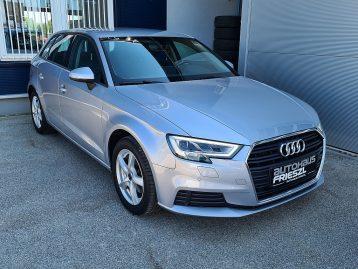 Audi A3 SB 2,0 TDI S-tronic *NAVI, LED, AHV* bei Autohaus Frieszl in