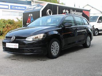 VW Golf Variant Comfortline 1,6 TDI DSG bei Autohaus Frieszl in